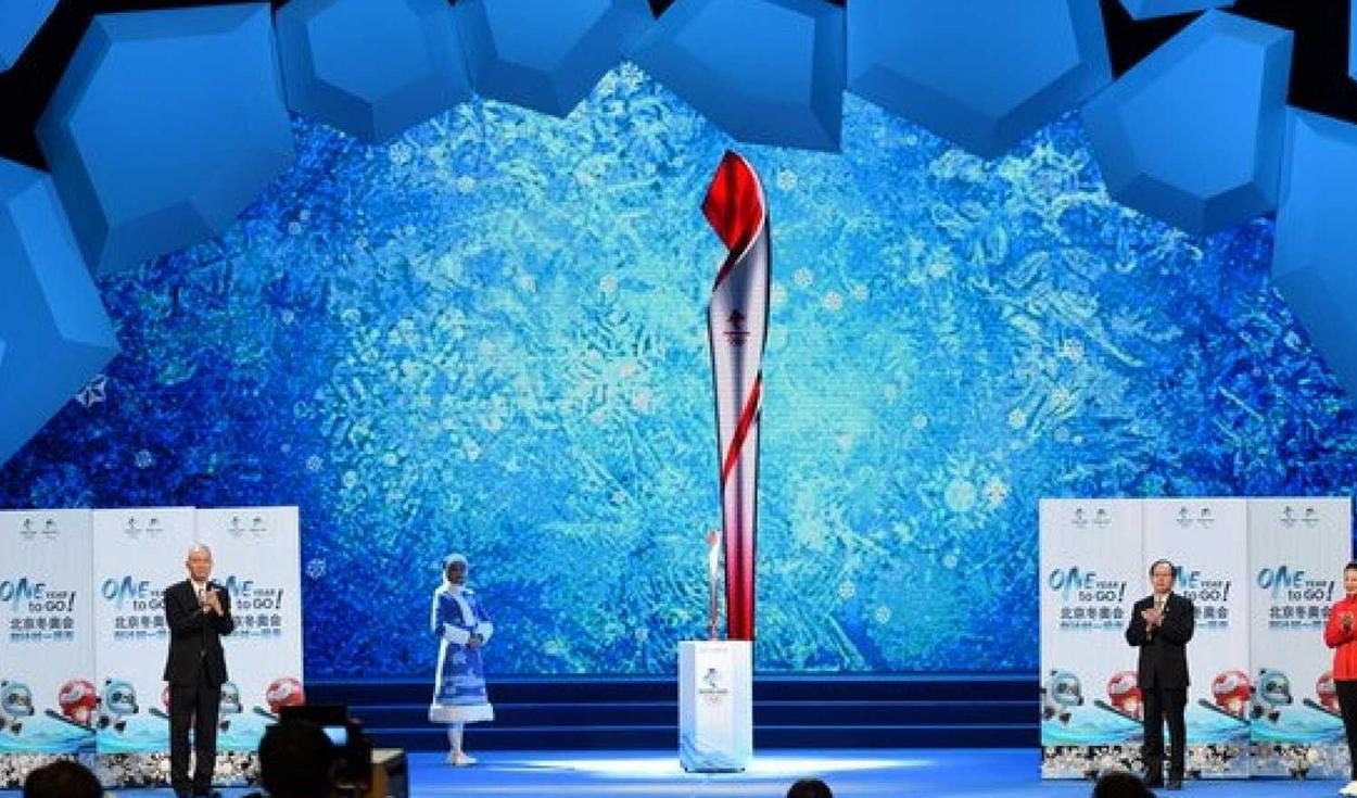 Flying: la antorcha ecológica de los Juegos Olímpicos de Invierno 2022 |  Deportes | La República