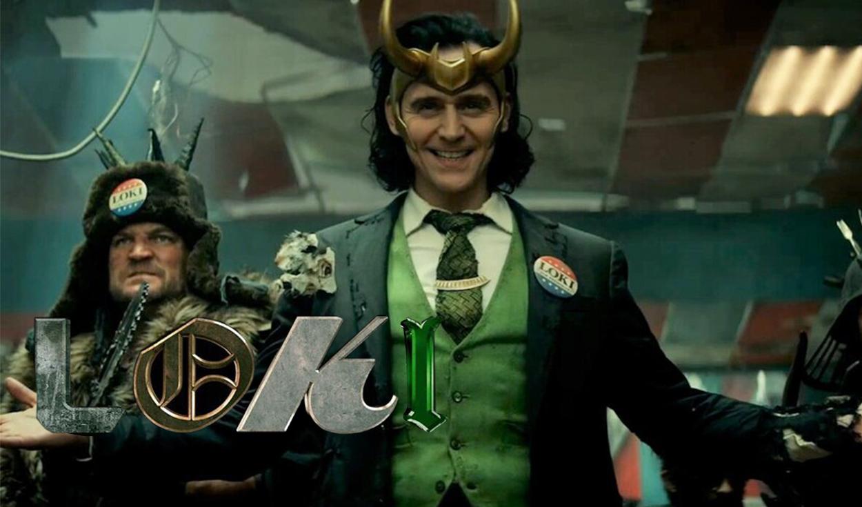Loki Temporada 01 Audio Latino