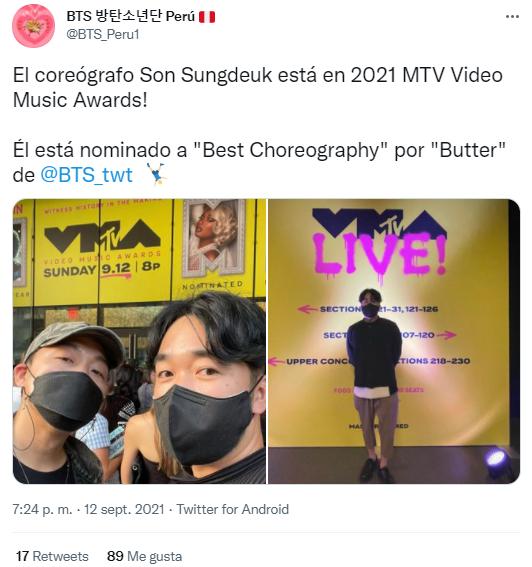 BTS, Butter