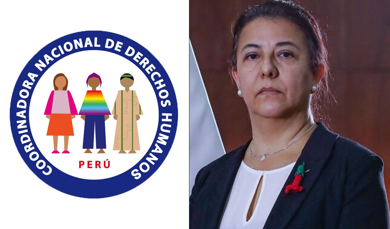 CNDDHH recolecta firmas ante cuestionamientos contra Gisela Ortiz