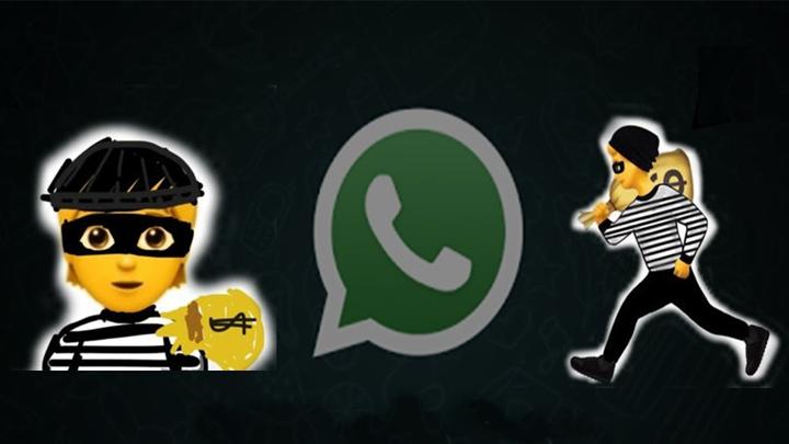 WhatsApp: ¿recuerdas el emoji de ladrón? Nunca existió, es un 'efecto Mandela' [FOTOS]