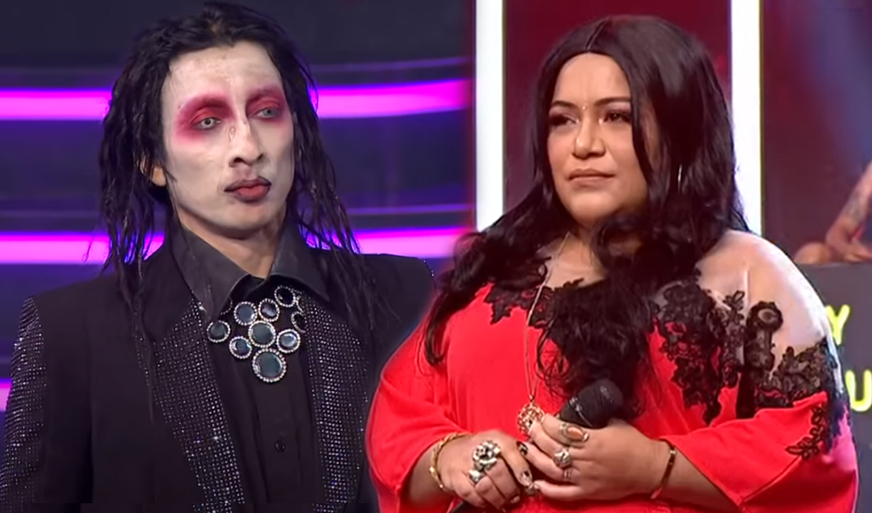 Yo soy: 'La India' se defiende de ataques por empatar con 'Marilyn Manson'