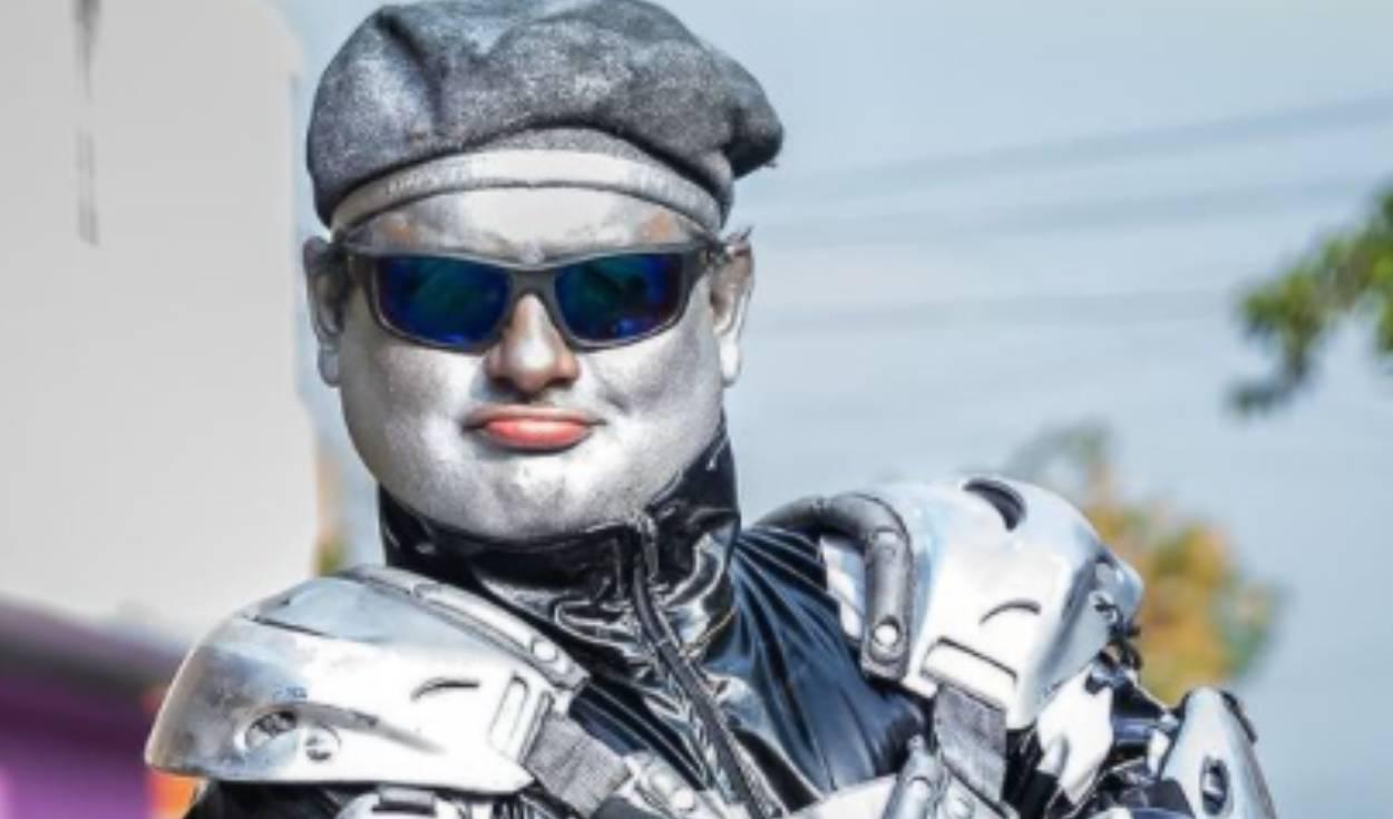 Robotín denuncia que impostor lo ha suplantado para promocionar shows