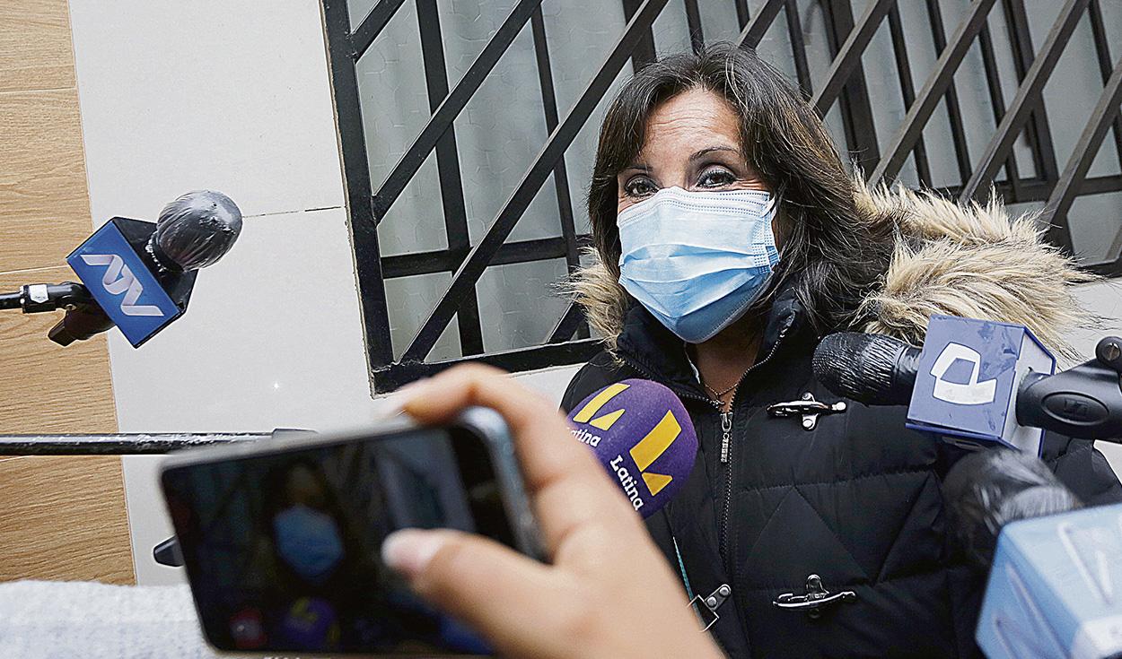 """Boluarte a Fujimori: """"Hay que saber perder con humildad"""""""