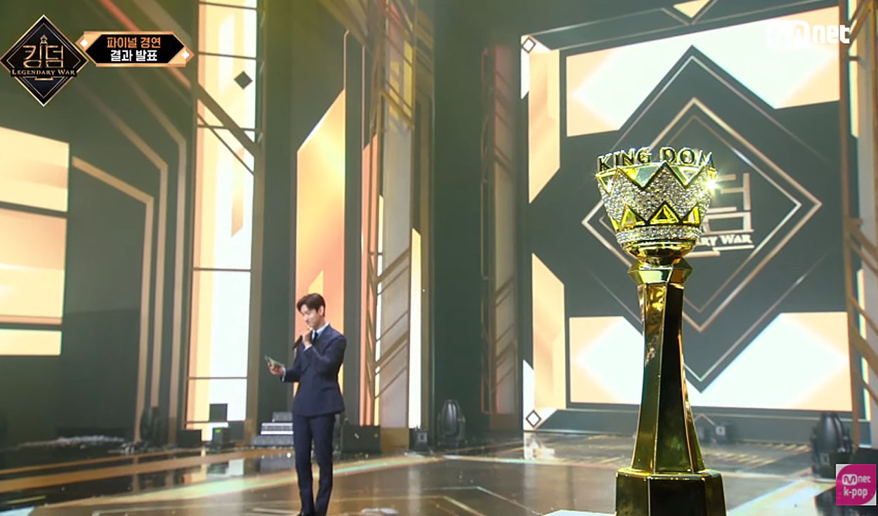 Kingdom trofeo