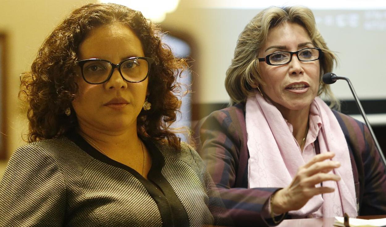 Cuellos Blancos: Sandra Castro y Rocío Sánchez son separadas del caso