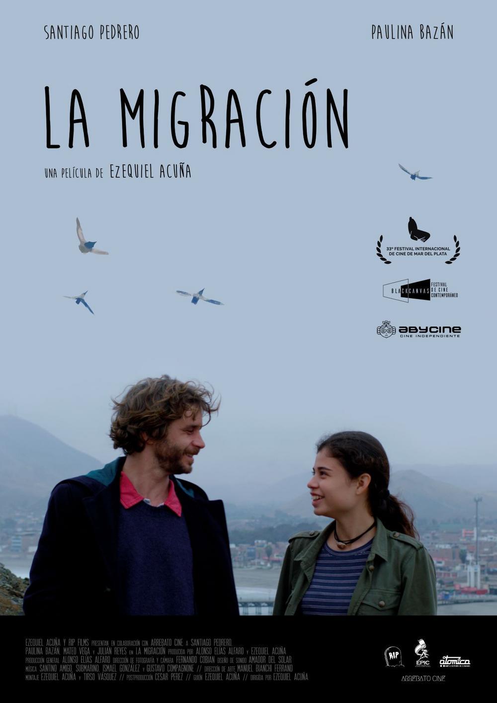 Película peruano-argentina 'La Migración' llega al streaming | Cine |  Coronavirus | Estrenos | La República