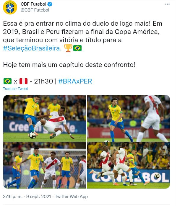 Recuerdo de Brasil