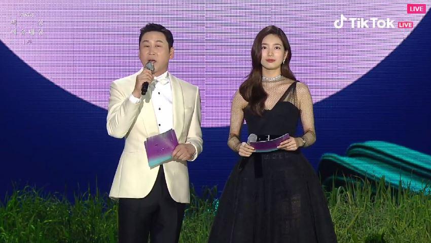 Presentación Baeksang Arts Awards