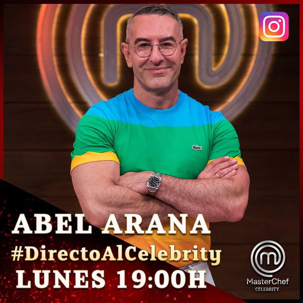 Abel Arana estará presente en el nuevo episodio