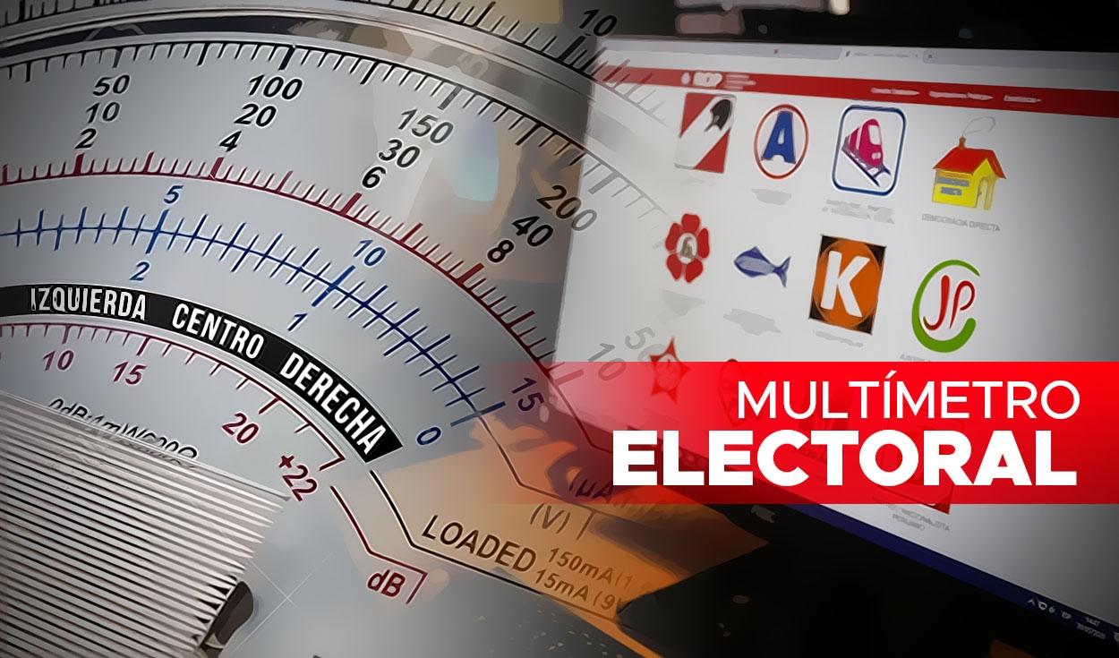 Multímetro electoral