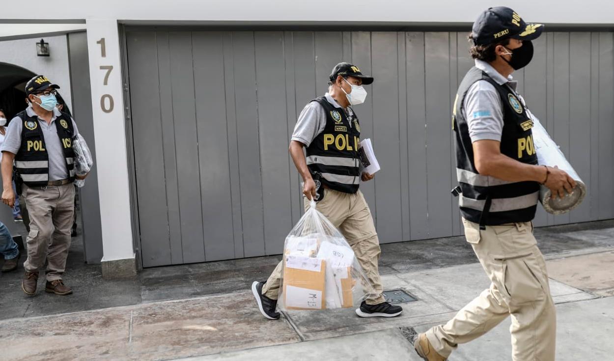 Fiscalía allanó domicilios de altos jefes del Ejército por caso Gasolinazo