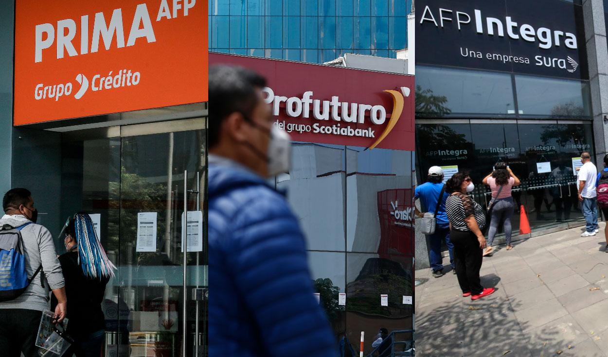 Comisión de Economía aprueba por insistencia retiro de hasta 17.600 de las  AFP | La República