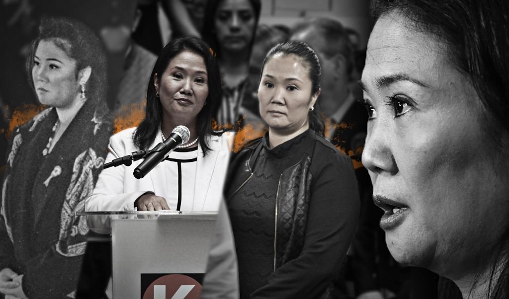 Los antecedentes de Keiko Fujimori a lo largo de su vida política