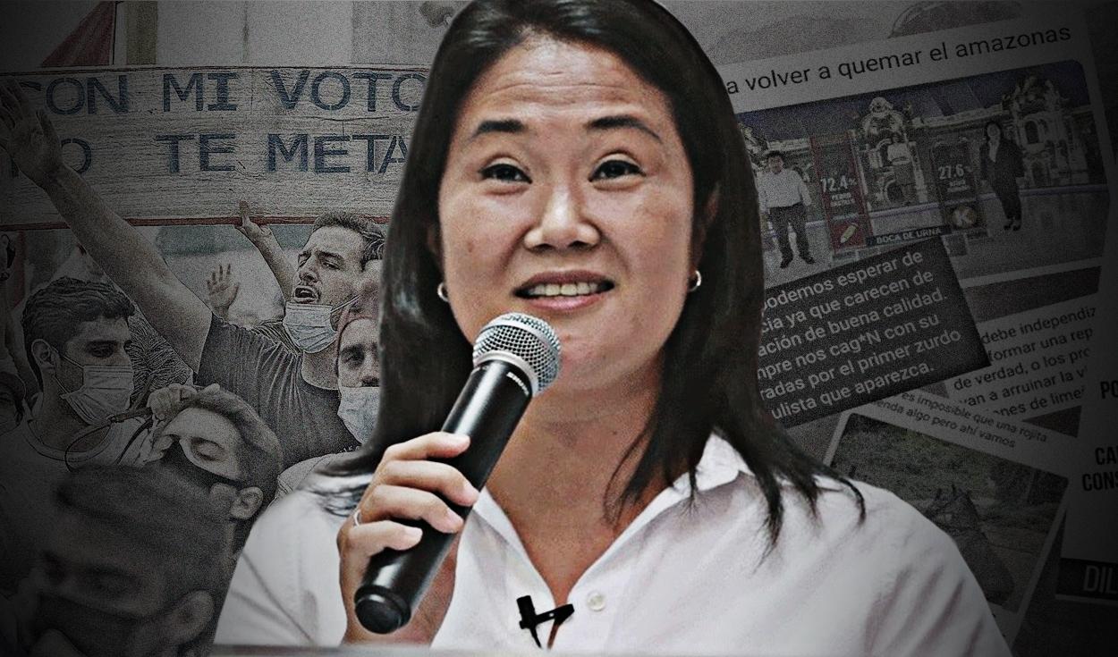 Keiko Fujimori: los artificios sociales y electorales de una campaña millonaria