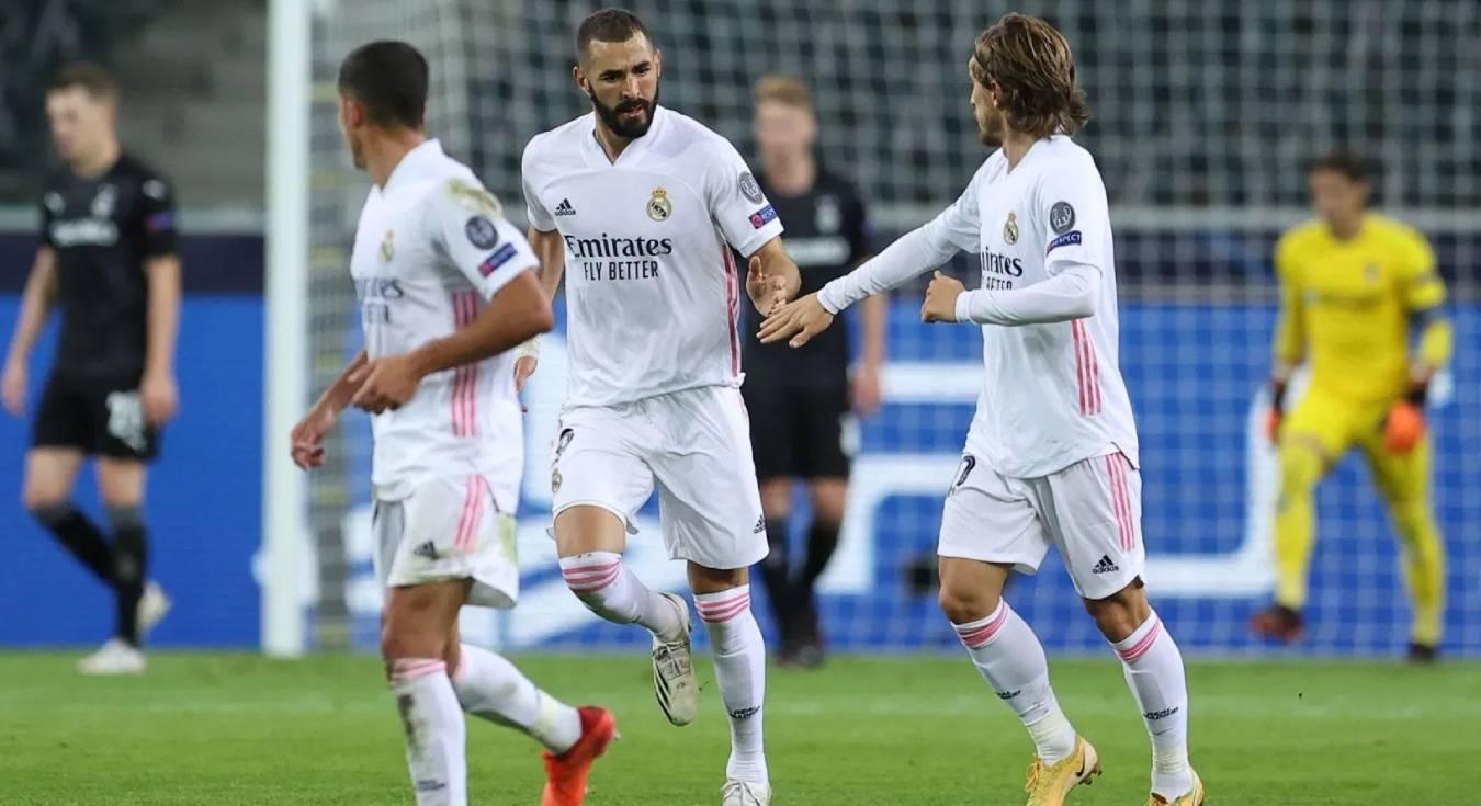 Tarjeta Roja Mira La Transmisión Del Partido De Real Madrid Vs Monchengladbach En Vivo Gratis