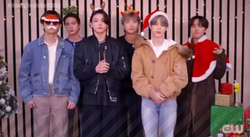 BTS, Jingle Ball