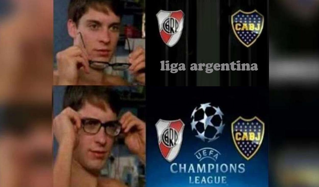 Boca Juniors Vs River Plate Divertidos Memes Del Superclasico Argentino La Republica