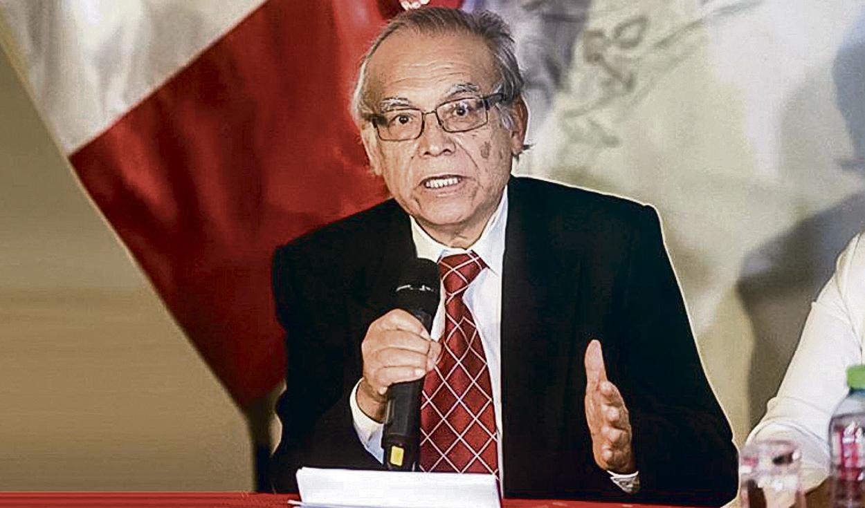 Torres: Limitar cuestión de confianza conduce a la vacancia presidencial