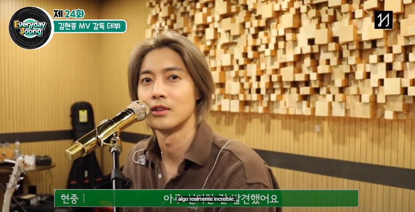 Kim Hyun Joong 2021