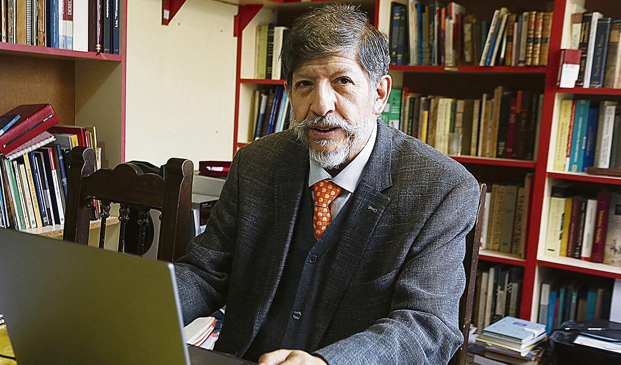 TC Magistrate Carlos Ramos Núñez died this morning