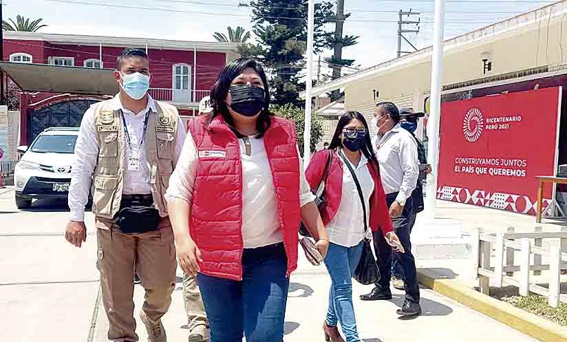 Betssy Chávez: no hay traición y vamos a trabajar por el país