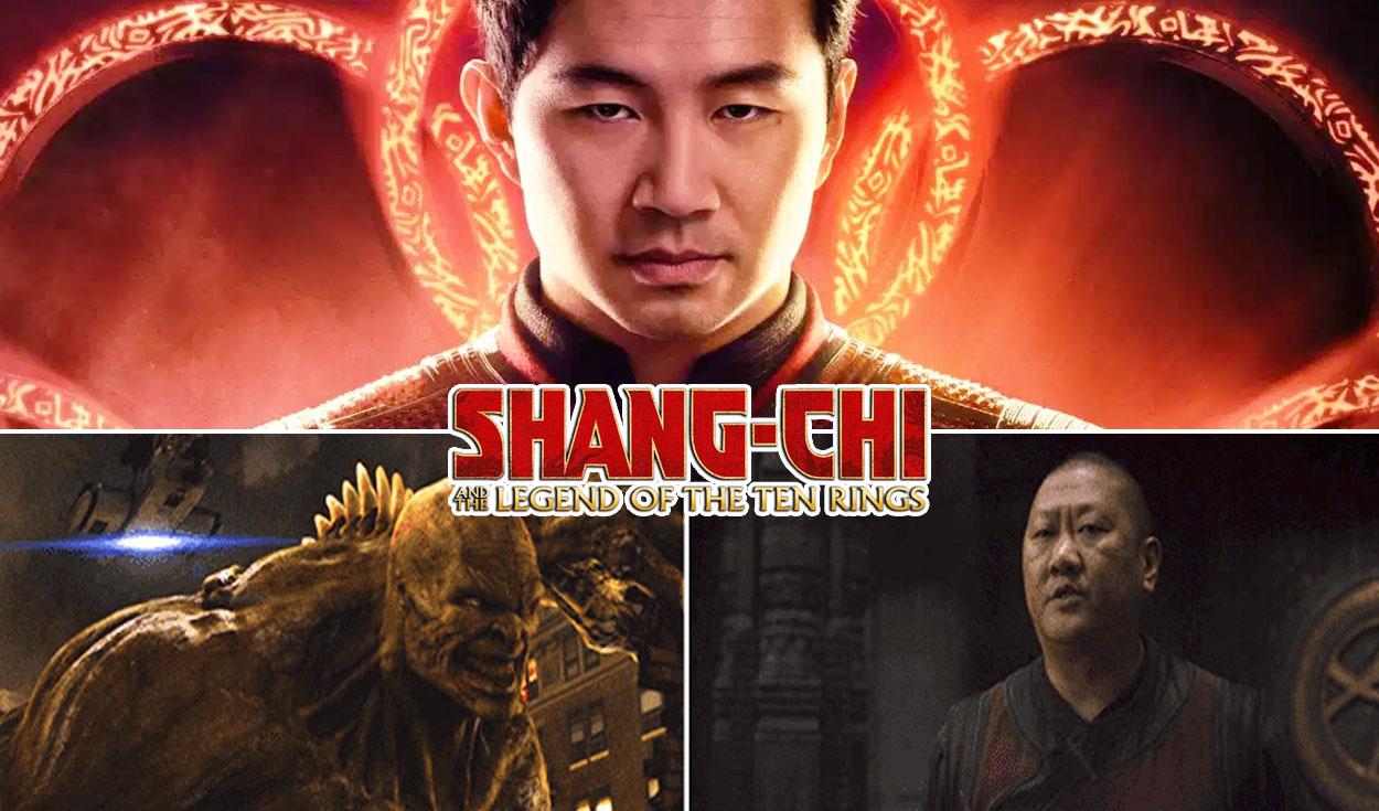 Shang Chi Henry Lau Participo En La Cancion Baba Says De La Cinta De Marvel Cultura Asiatica La Republica
