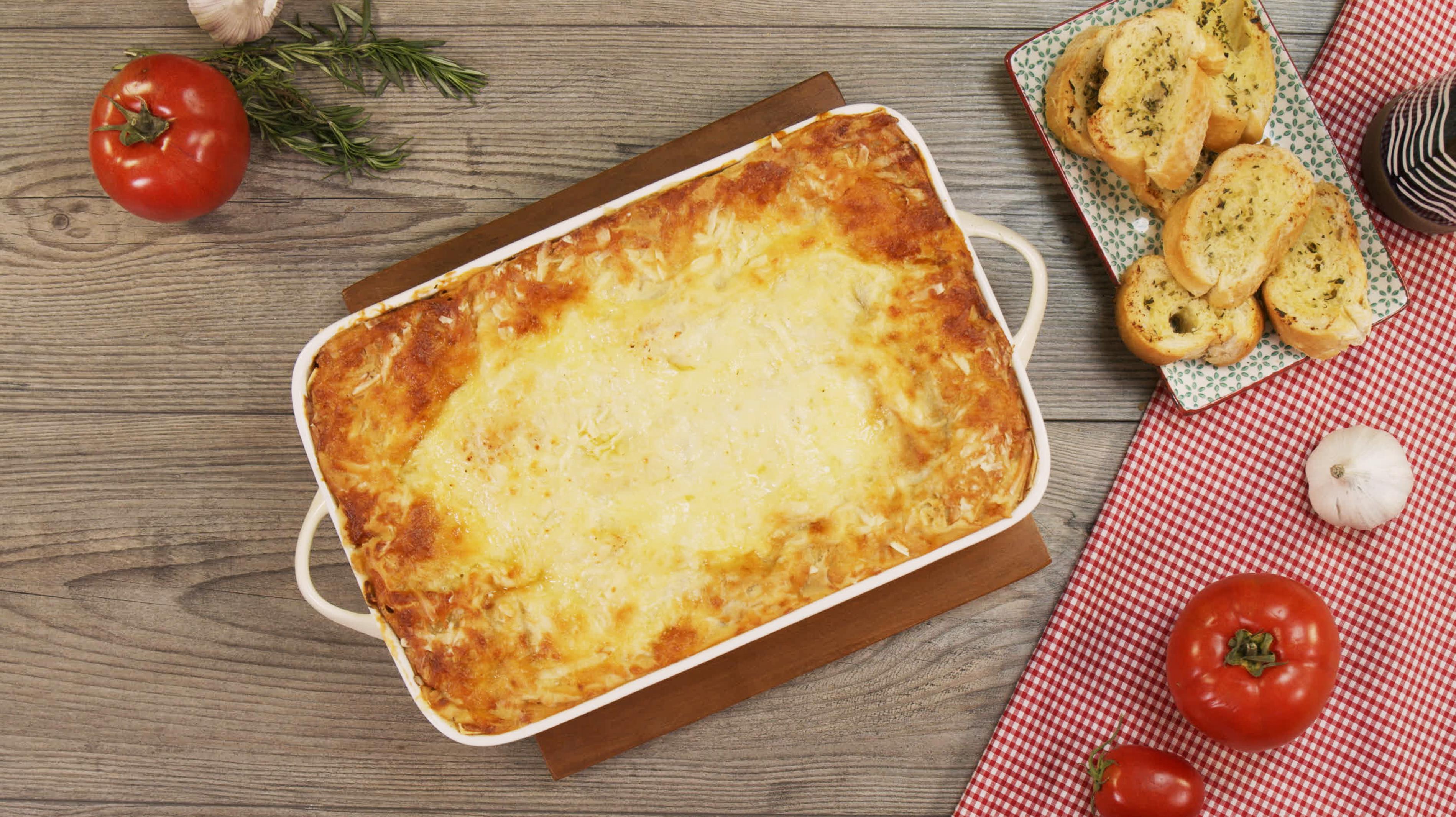 Cómo Preparar Una Lasaña De Carne Receta Casera Lasagna Recetas Peruanas La República