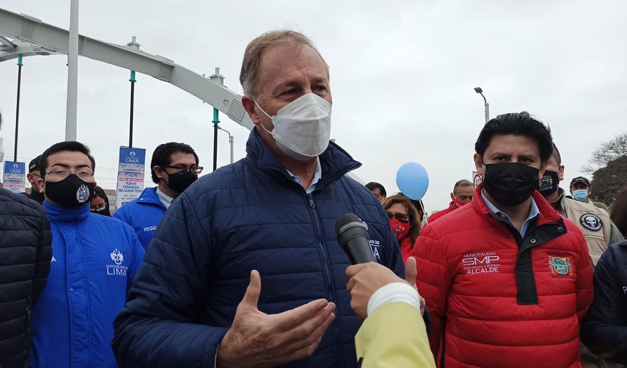 """Muñoz sobre Barrenzuela: """"Es una mala designación"""""""