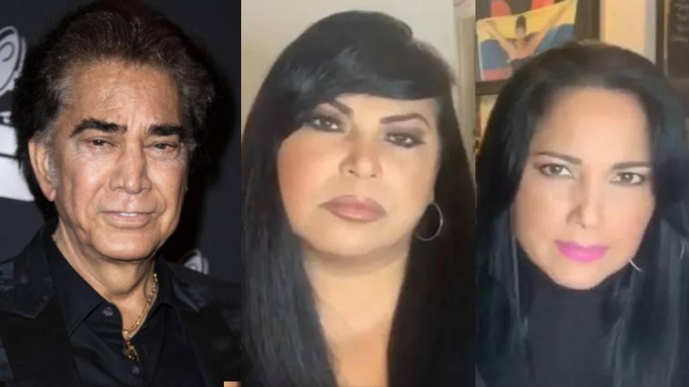 Cereal rompecabezas prioridad  José Luis 'El Puma' Rodríguez: sus hijas Liliana y Lilibeth le responden  por polémica frase y lo acusan de utilizarlas | La República