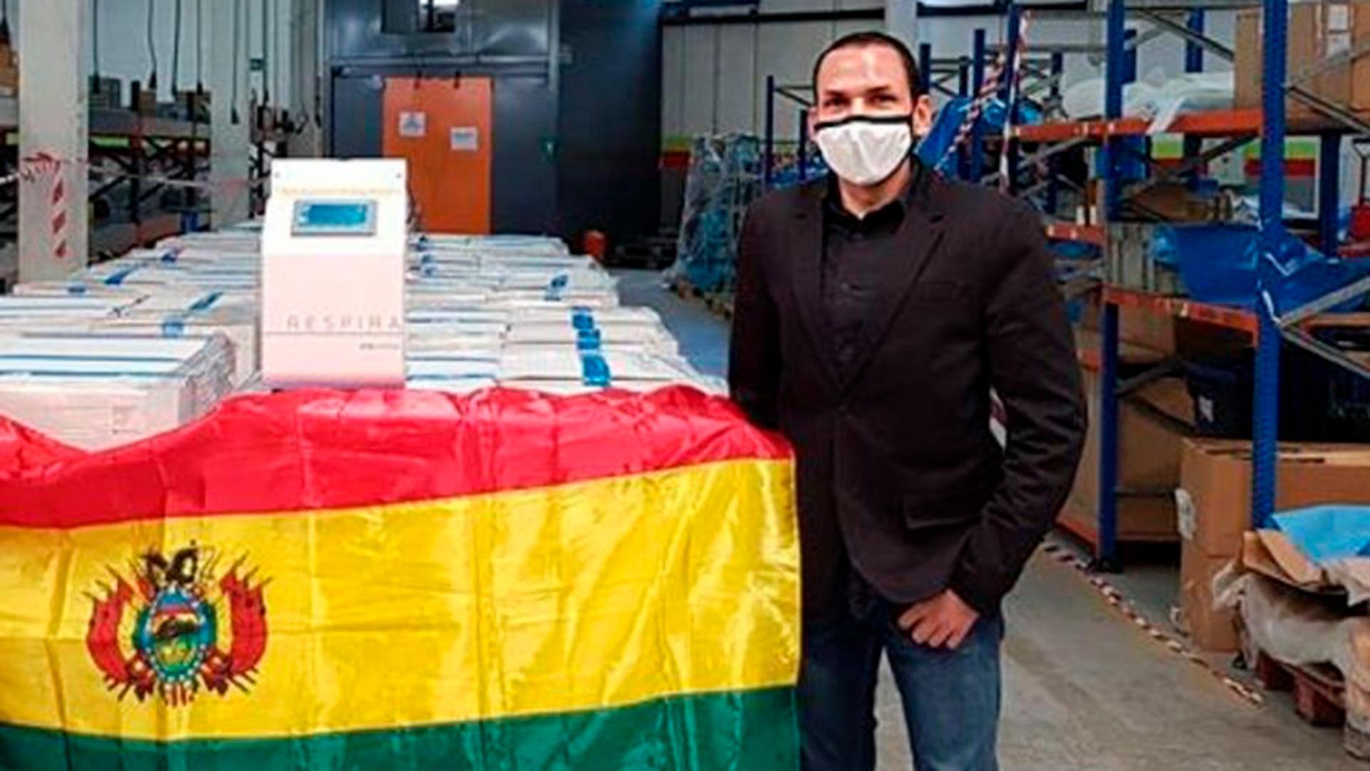 Arrestaron al cónsul de Bolivia en Barcelona por el escándalo del ...