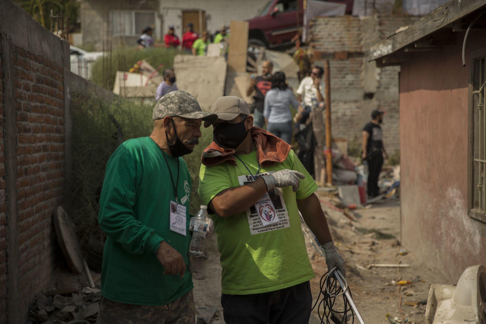 Tijuana, Baja California. 13 de septiembre de 2020.