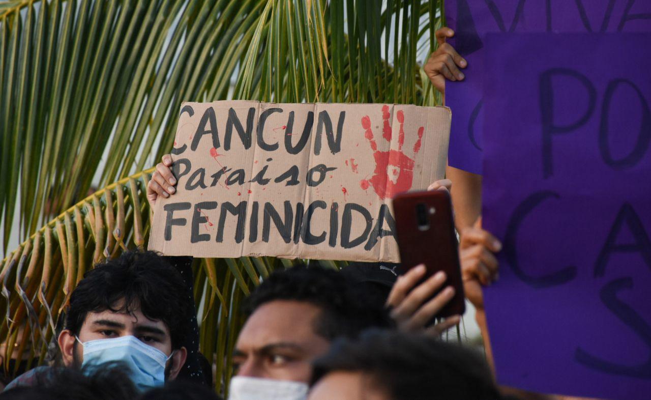 Cancún, Quintana Roo, 9 de noviembre de 2020.