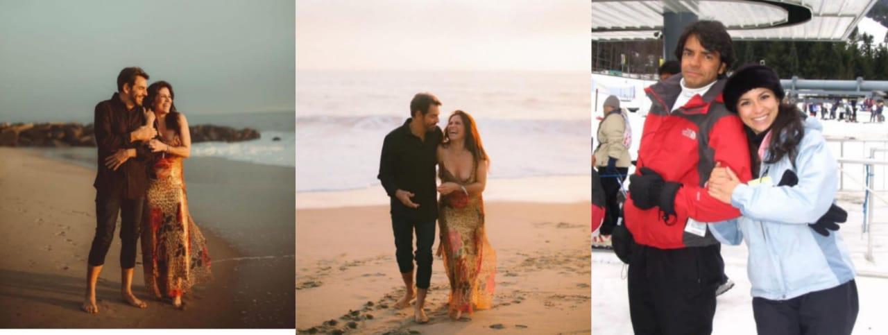 La pareja cumple 15 años de relación. @alexrosaldo / Instagram