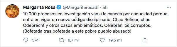 Trino de Margarita Rosa de Francisco