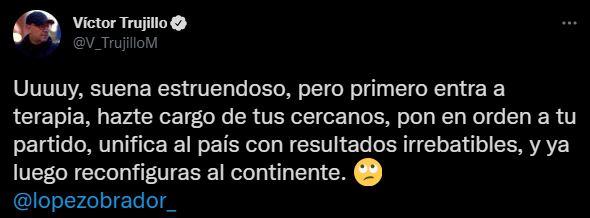 (Foto: Twitter/@V_TrujilloM)