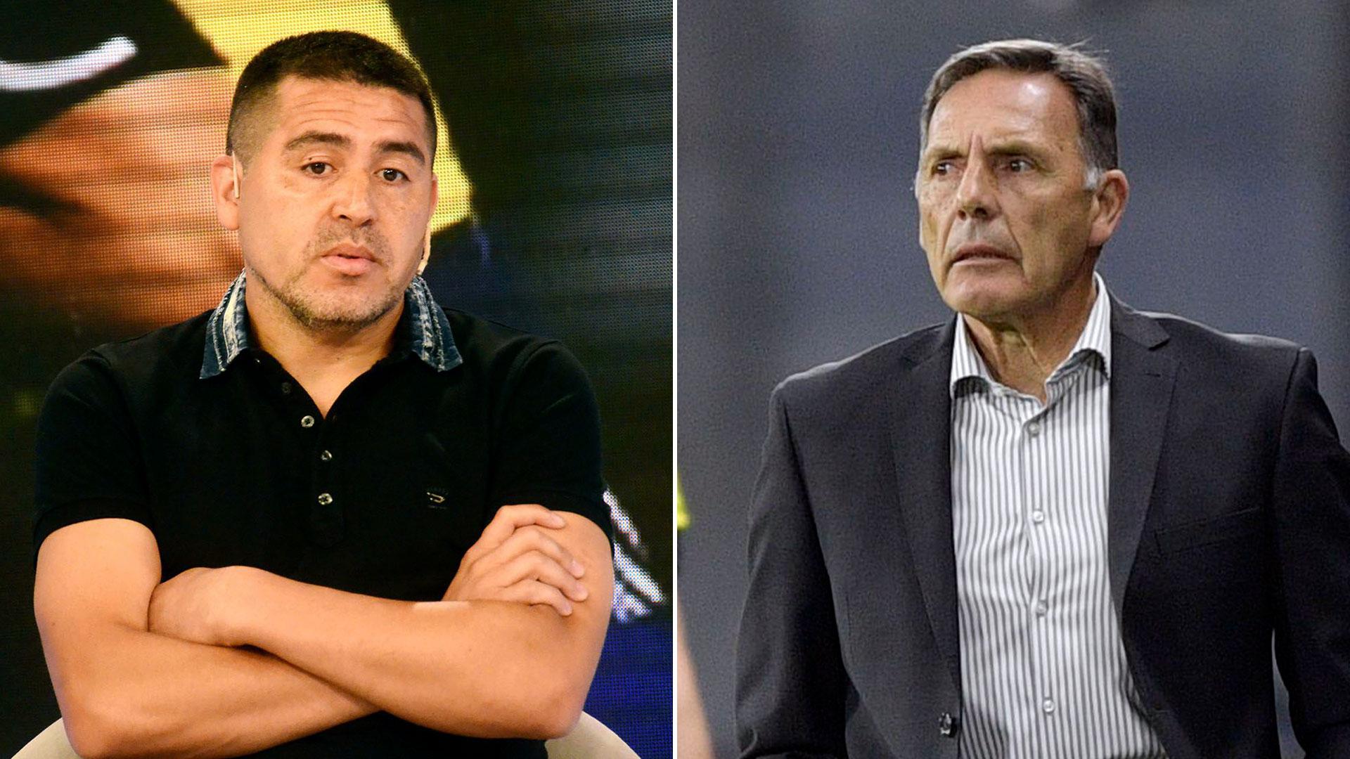 Los detalles de la reunión clave entre Riquelme y Russo por la posible  contratación de un refuerzo para Boca ante la baja de Salvio - Infobae