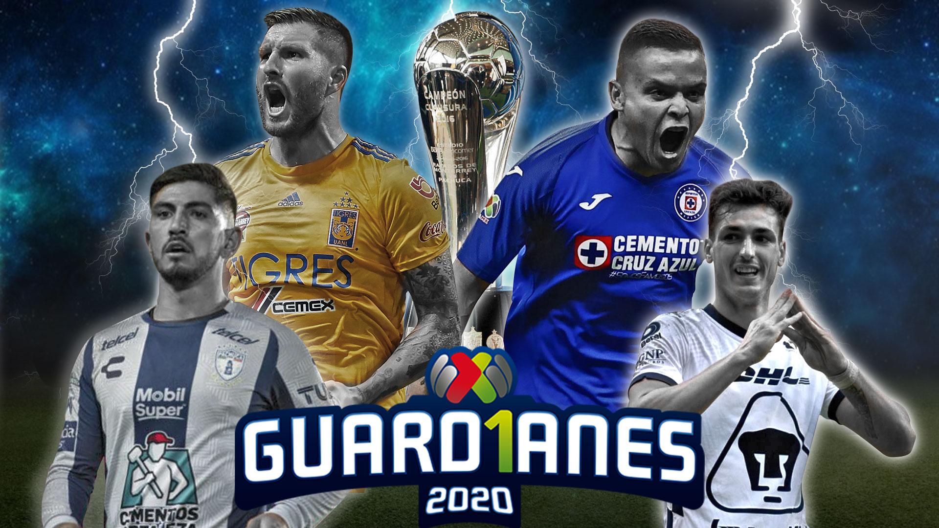 Temprano barbería Viaje  Pachuca vs. Pumas y Tigres vs. Cruz Azul: dónde y cómo ver los cuartos de  final de la Liguilla 2020 - Infobae
