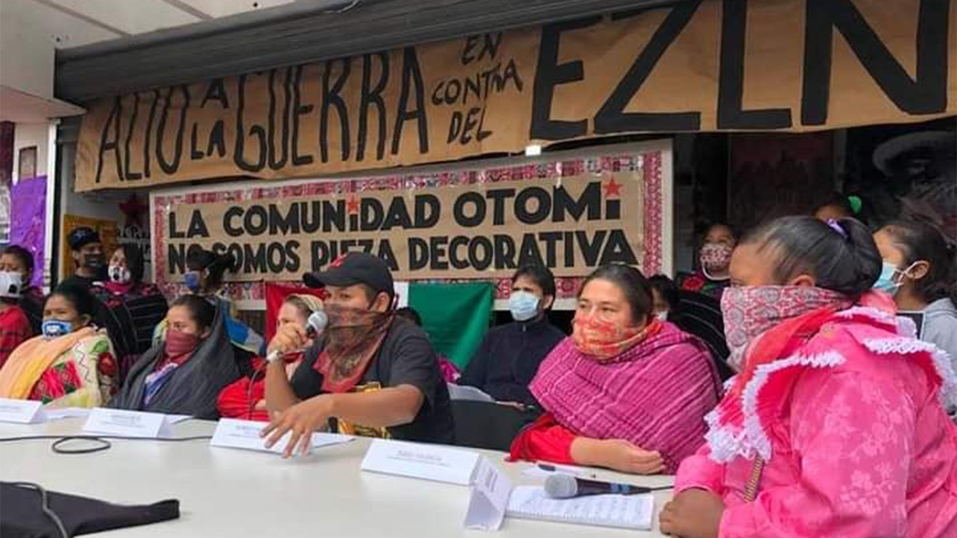 Sede del INPI pasó a ser la Casa de los Pueblos y las Comunidades Indígenas ?Samir Flores Soberanes? a partir del 13 de agosto