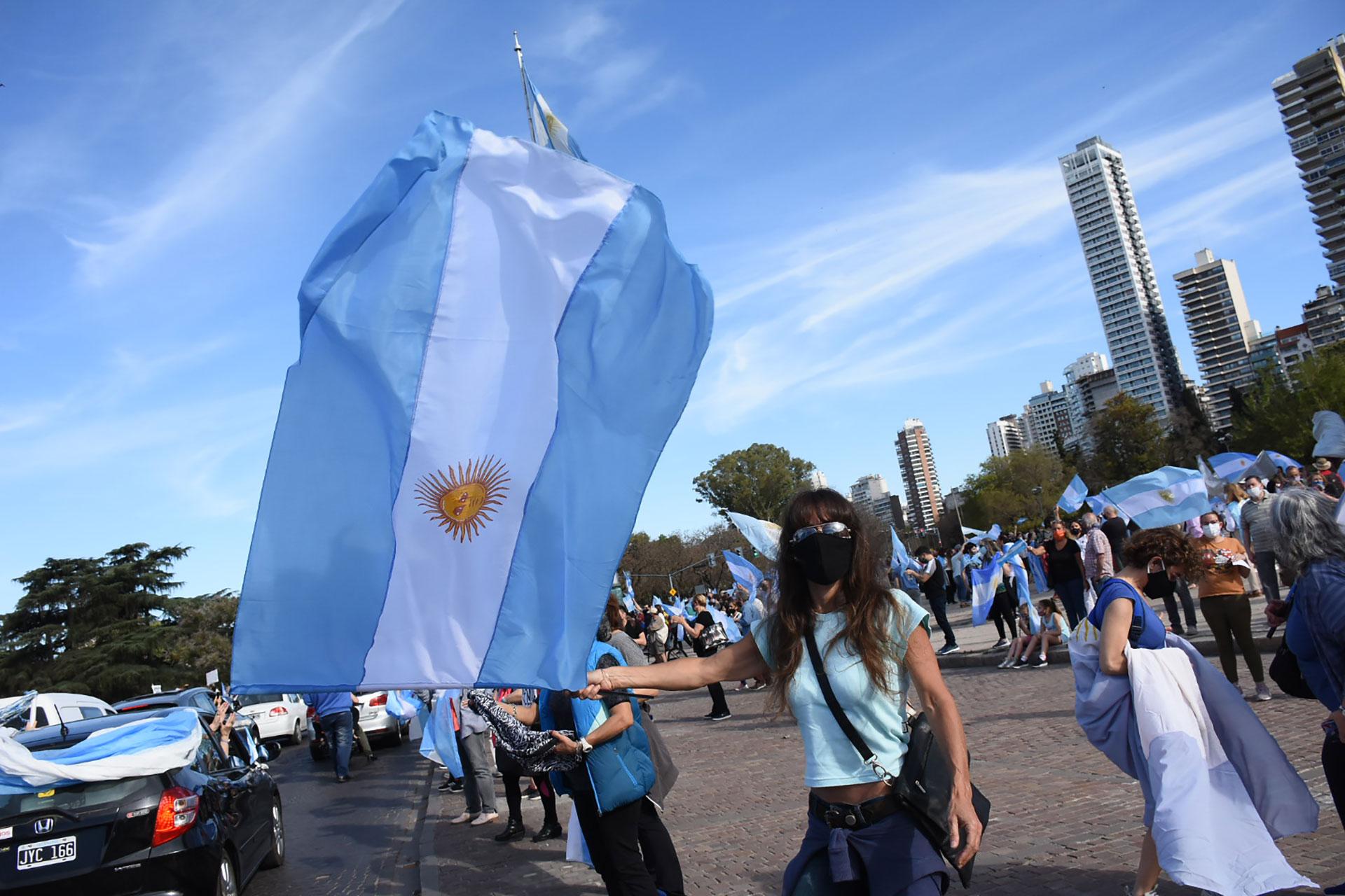 Durante la semana varios referentes de la oposición llamaron a participar de la marcha en todo el país
