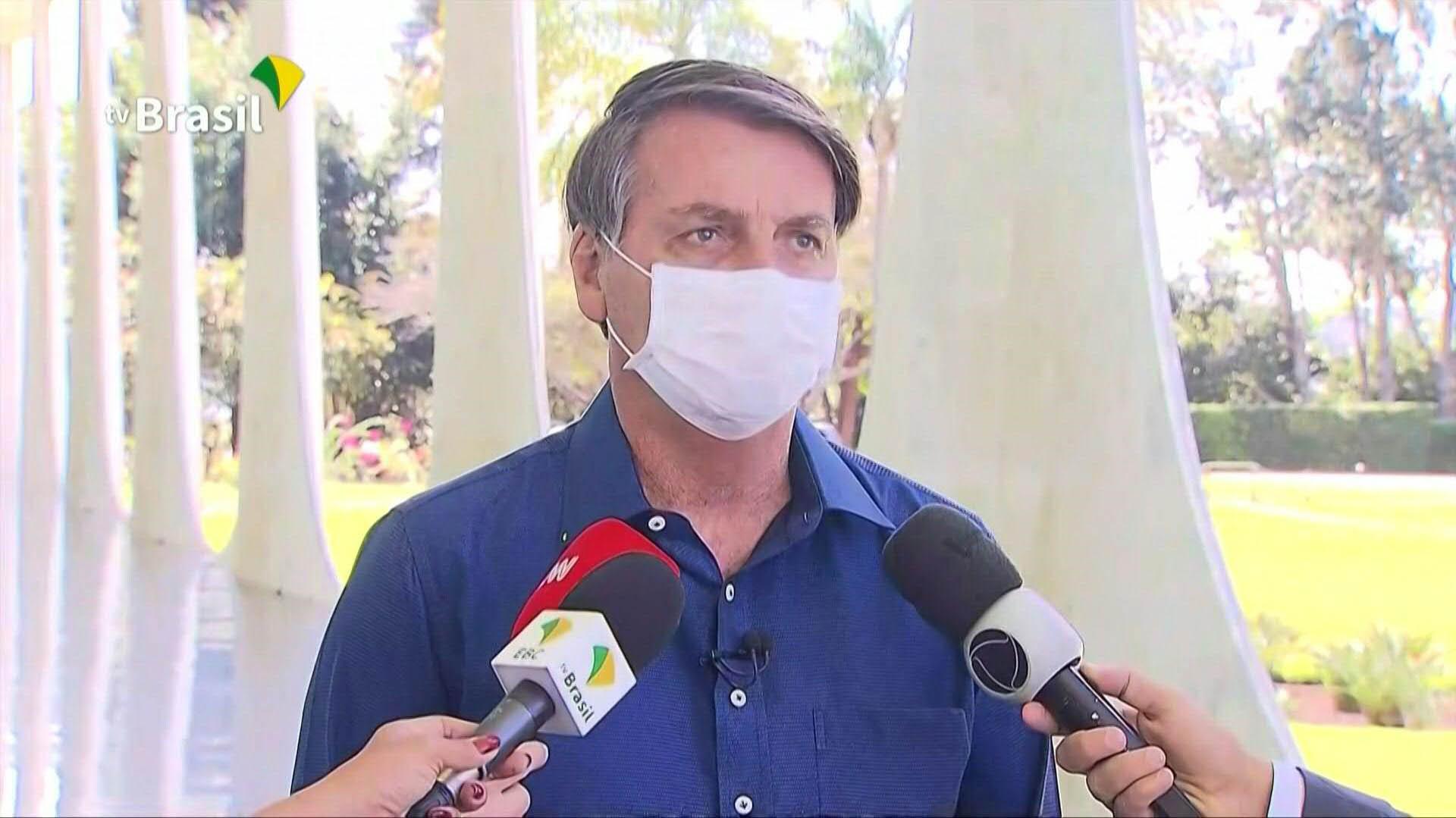 Finalmente, más de tres meses después del comienzo de la pandemia y con Brasil como el segundo país más afectado del mundo, el presidente Jair Bolsonaro se dirigió al país para informar que había dado positivo por coronavirus
