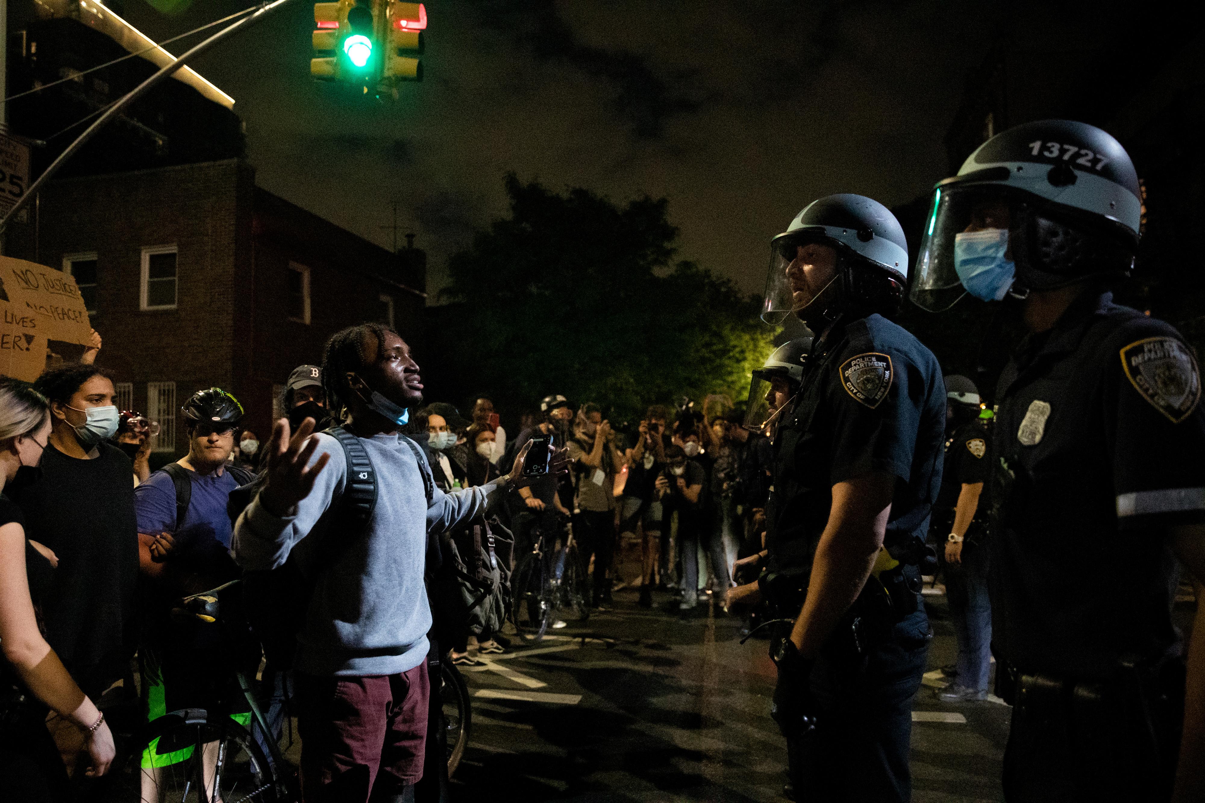 Brooklyn es una zona con amplia presencia de minorías en la Ciudad de Nueva York