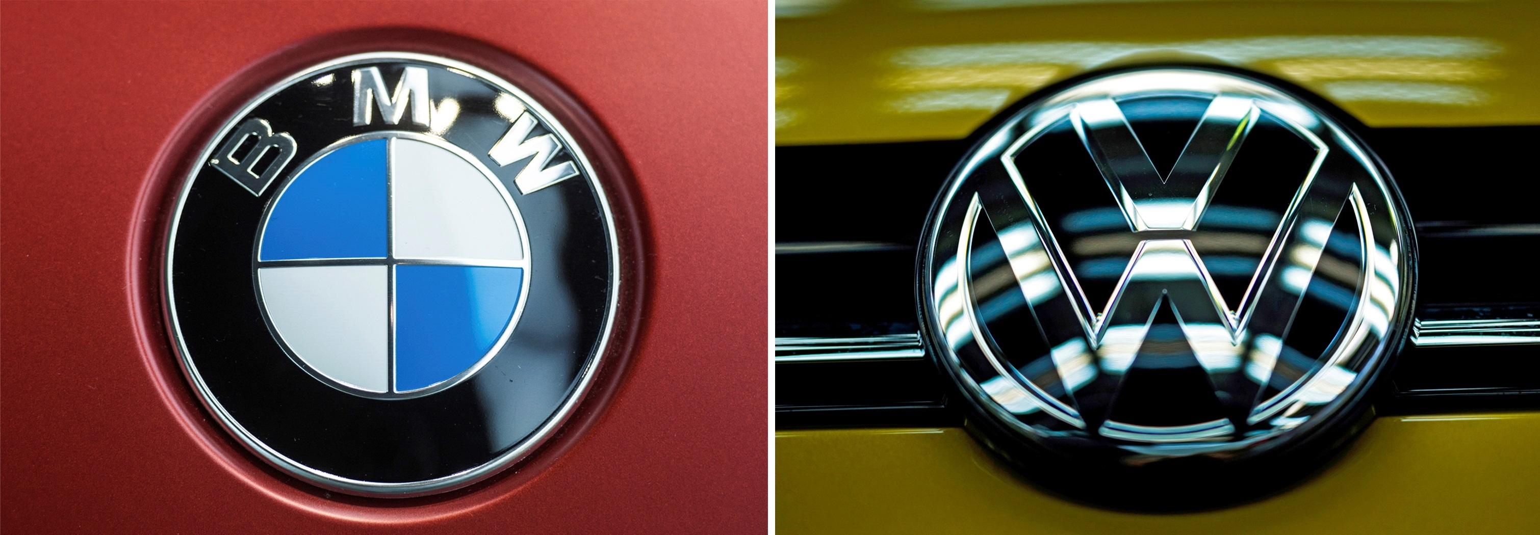 Bruselas multa a BMW y Volkswagen con 875 millones por formar un cártel -  Infobae