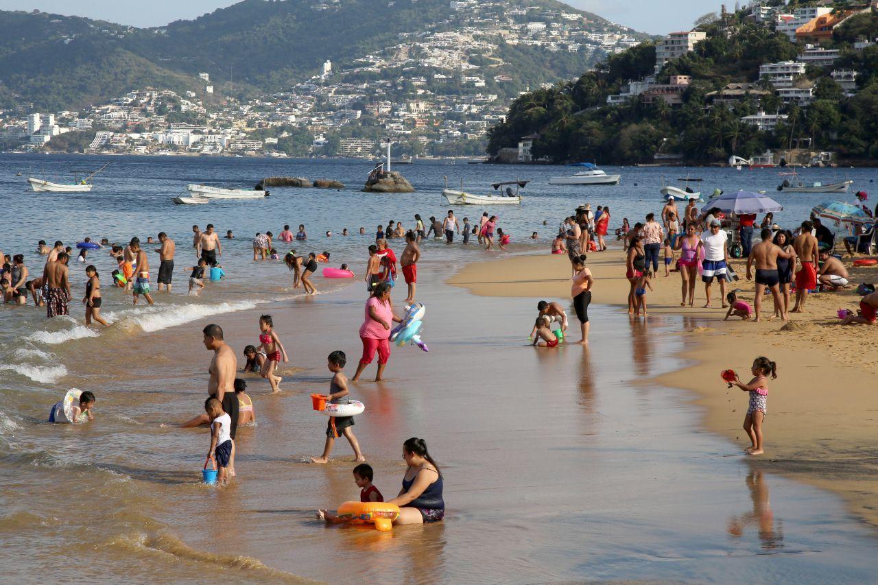 Acapulco, Guerrero, 27 de diciembre de 2020.