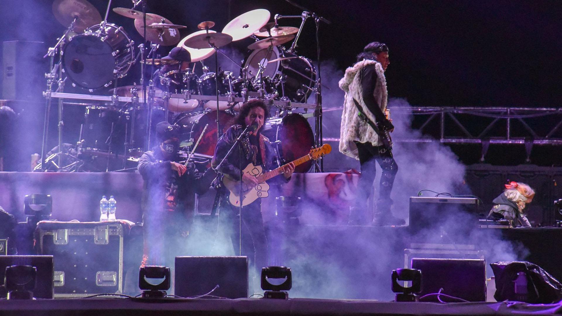 La banda estrenó dos canciones inéditas, las cuales fueron inspiradas por la pandemia provocada por el COVID-19 (Foto: Cuartoscuro)