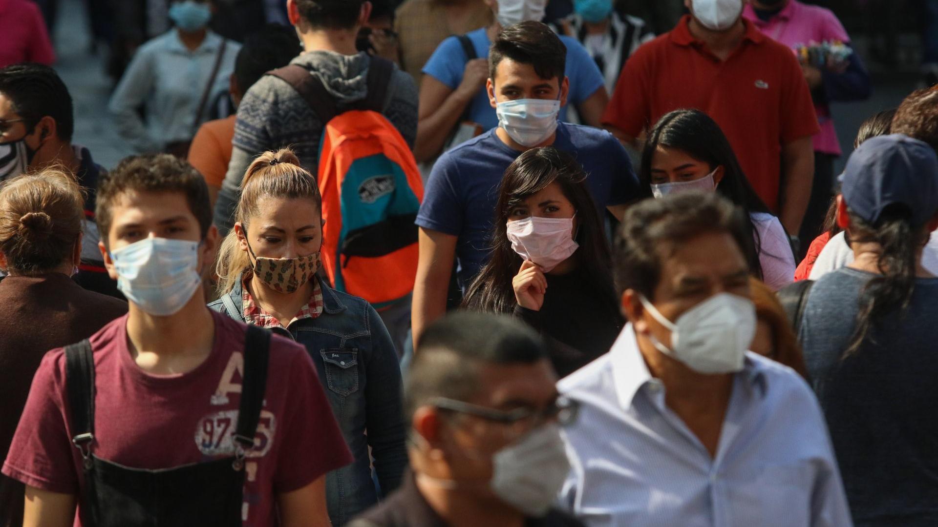 Cubrebocas o cárcel: el congreso de Chihuahua aprobó el uso obligatorio de  las mascarillas para mitigar COVID-19 - Infobae