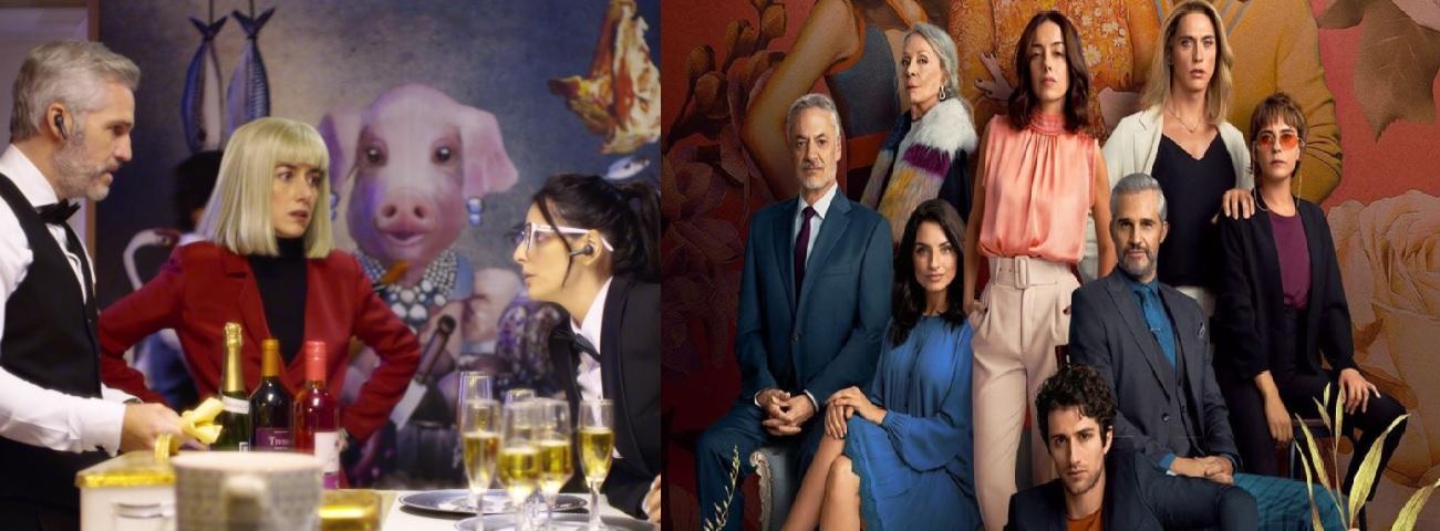 Próximamente saldrá una película que cuente más sobre la familia De la Mora.  (Foto:@manolocaro/Instagram)