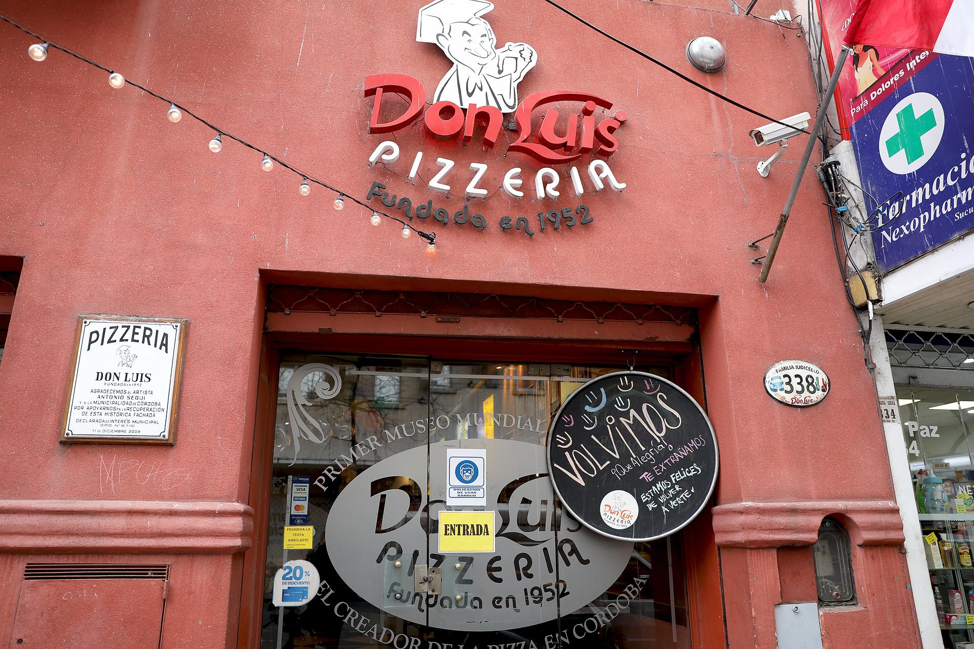 La mítica pizzería