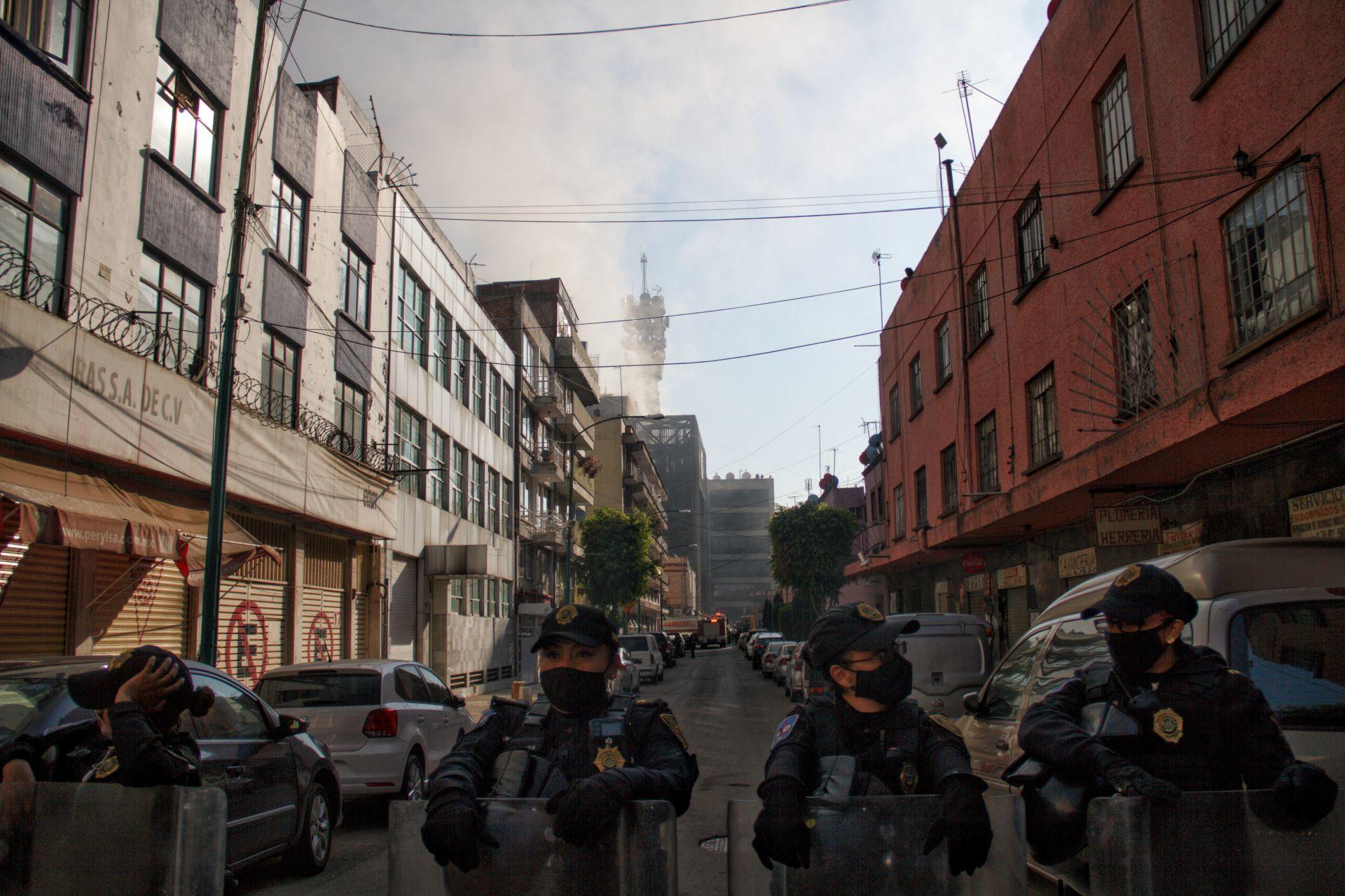 9 de enero de 2021. Ciudad de México.