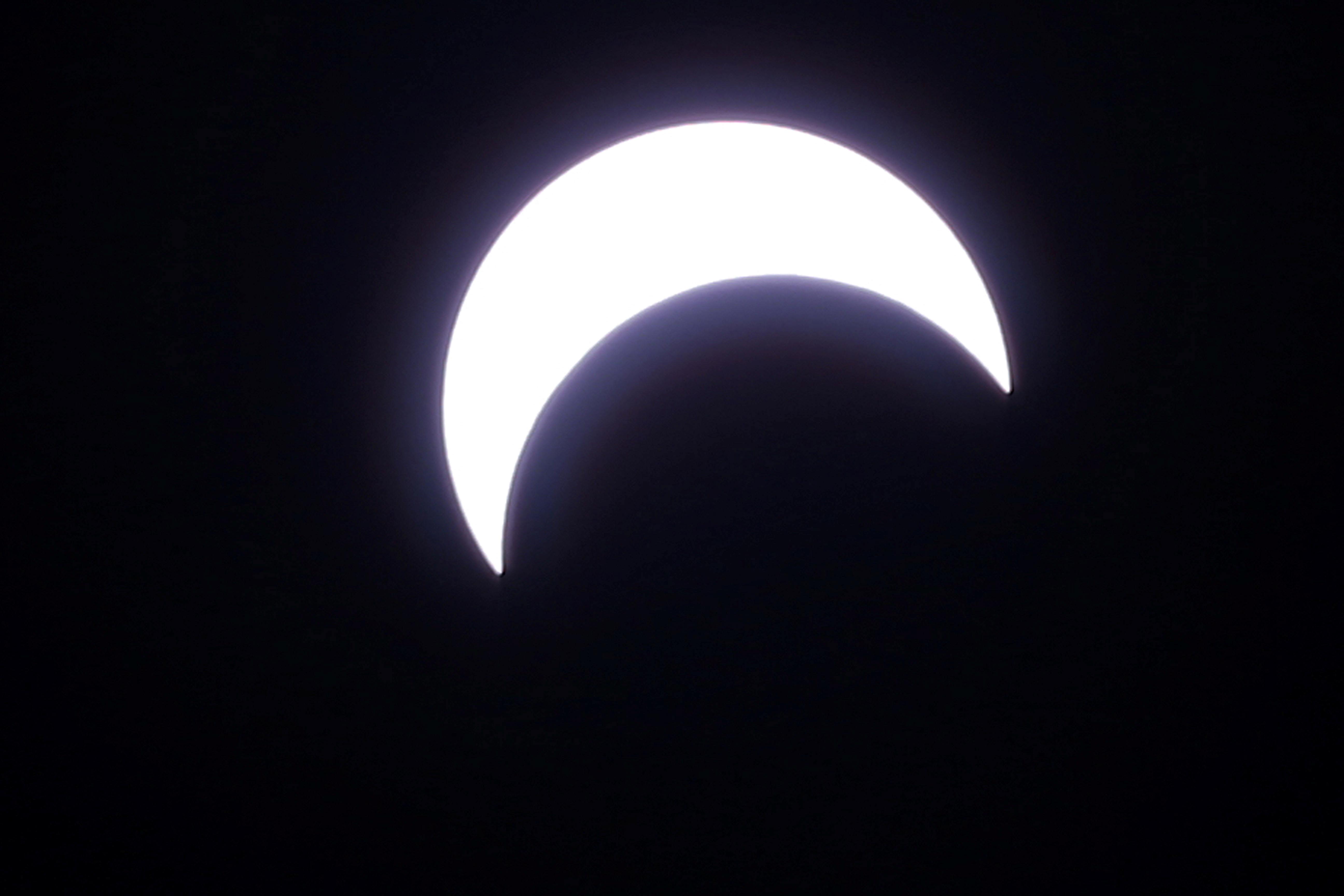 Eclipse parcial